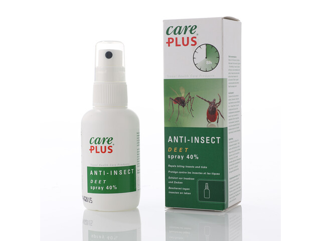 CarePlus Anti-Insect Deet Spray 40% 60ml